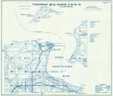 Township 30 N., Range 2 W., Miller Peninsula, Port Discovery Bay, Protection Island, Clallam County 1970