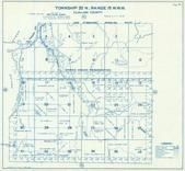 Township 32 N., Range 15 W., Sooes River, Mukkan Bay, Makah Indian Reservation, Clallam County 1970