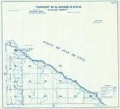 Township 33 N., Range 14 W., Makah Indian Reservation, Shipwreck Point, Clallam County 1970