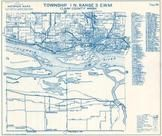 Township 1 N., Range 3 E., Camas, Fairview, Troutdale,, Bairdsdale, Forest Home, Clark County 1961