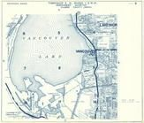 Township 2 N., Range 1 W., Lakeshore, Vancouver Jct., Mathews Point, Clark County 1961