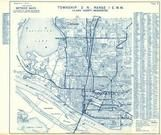 Township 2 N., Range 1 W., Vancouver, Hazel Dell, Lakeshore, Hidden, Smith Lake, Clark County 1961