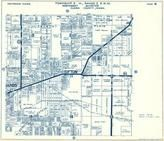 Township 2 N., Range 2 E., Plain, Orchards, Sifton, Clark County 1961