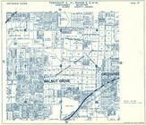 Township 2 N., Range 2 E., Walnut Grove, Orchards, Clark County 1961