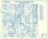 Township 3 N., Range 1 W., Sauvie Isl, Sturgeon Lake, Columbia River, Clark County 1961