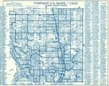 Township 3 N., Range 1 W., Vancouver Lake, Knapp, Pleasant Valley, Baker, Shillapoo Lake, Clark County 1961