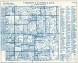 Township 3 N., Range 2 E., Meadow Glade, Manor. Homan, Brush Prairie, Scotton Corner, Battleground, Clark County 1961