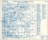 Township 3 N., Range 3 E., Hockinson, Spotted Deer Mountain, Clark County 1961