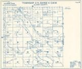 Township 3 N., Range 4 E., Cold Creek, Larch Mountain, Clark County 1961