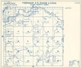 Township 5 N., Range 4 E., Tumtum Mountain, Tree Creek, Lost Lake, Clark County 1961