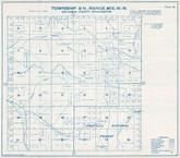 Township 9 N., Range 40 E., Umatilla National Forest, Columbia County 1933