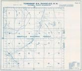 Township 9 N., Range 41 E., Tucannon River, Watermellon Gultch, Umatilla National Forest, Columbia County 1933
