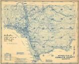 Index Map, Title Page, Cowlitz County 1956
