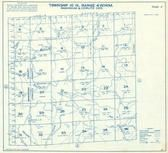 Township 10 N., Range 4 W., Elochoman Lake, Bell Creek, Cowlitz County 1956
