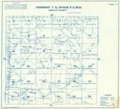 Township 7 N., Range 2 E., Kalama River, Jacks Creek, Cowlitz County 1956