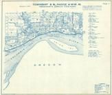 Township 8 N., Range 4 W., Columbia River, Eagle Cliff, Oak Point, Stella, Cowlitz County 1956