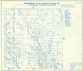 Township 9 N., Range 4 W., Oak Point Acres, Mill Creek, Abernathy Creek, Cowlitz County 1956