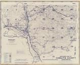 Index Map, Title Page, Cowlitz County 1968