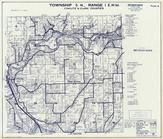 Township 5 N., Range 1 W., Pine Grove, Woodland, Hayes, Lewis River, Clover Valley, Cowlitz County 1968