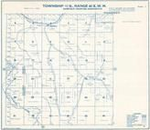 Township 11 N., Range 41 E., Pomeroy, Tucannon River, Garfield County 1933