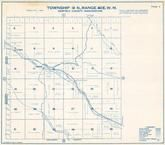 Township 12 N., Range 40 E., Dodge, Chard, Garfield County 1933