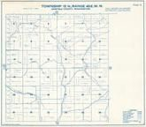 Township 12 N., Range 43 E., Deadman Creek, Garfield County 1933