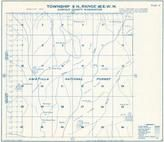 Township 9 N., Range 42 E.,  Umatilla National Forest, Garfield County 1933