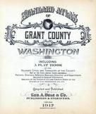 Grant County 1917 Published by Geo. A. Ogle & Co