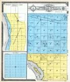 Township 15 N., Range 27 E, Township 14 N., Range 27 E., Grant County 1917 Published by Geo. A. Ogle & Co