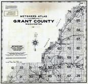 Title Page, Index Map 1, Grant County 1961