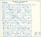 Township 16 N., Range 6 W., Weikswood, Minot Peak, Grays Harbor County 1962
