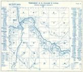 Township 16 N., Range 8 W., Tuttle Creek, arctic, Grays Harbor County 1962