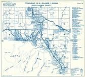 Township 18 N., Range 11 W., North Bay, Wilderness, Chenois Creek, Burrows, Grays Harbor County 1962
