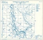 Township 18 N., Range 8 W., Wynoochee River, Grays Harbor County 1962