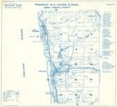 Township 19 N., Range 12 W., Iron Springs, Onslow, Copalis River, Grays Harbor County 1962