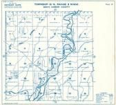 Township 19 N., Range 8 W., Whnoochee River, Grays Harbor County 1962