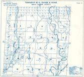 Township 20 N., Range 8 W., Wynoochee River, Grays Harbor County 1962