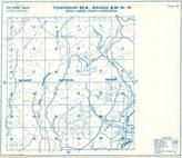 Township 22 N., Range 8 W., Olympic National Forest, Humptulips River, Grays Harbor County 1962