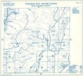 Township 22 N., Range 9 W., Olympic National Forest, Grays Harbor County 1962