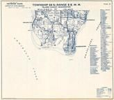 Township 28 N., Range 3 E., Admiralty Inlet, Possession Sound, Glendale, Whidbey Island, Maxwelton, Island County 1960