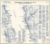 Township 31 N., Range 2 E., Whidbey Island, Saratoga Passage, Camano Island, Admirality Inlet, Island County 1960