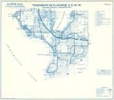 Township 29 N., Range 2 E., Useless Bay, Holmes Harbor, Freeland, Mutiny Bay, Austin, Island County 1971