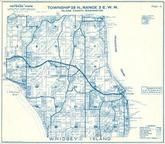 Township 29 N., Range 3 E., Useless Bay, Possession Sound, Whidbey Island, Island County 1971