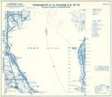 Township 31 N., Range 3 E., Camano Island, Triangle Cove, Warm Beach, Elger Bay, Island County 1971
