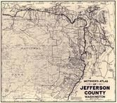 Index Map 1, Title Page, Jefferson County 1978