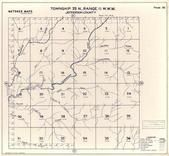 Township 25  N., Range 11 W., Clearwater River, Snahapish River, Jefferson County 1978