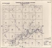 Township 25  N., Range 12 W., Clearwater River, Kalaloch Creek, Jefferson County 1978