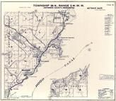 Township 25  N., Range 2 W., Belleview, Duckabush, Brinnon, Triton, Jefferson County 1978
