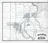 Auburn City, King County 1907