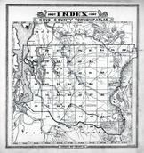 Index Map, King County 1907